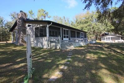 Hawthorne, FL home for sale located at 656 Gordon Chapel Rd, Hawthorne, FL 32640