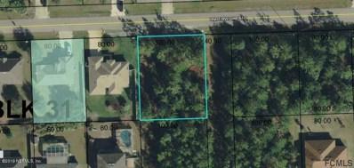 Palm Coast, FL home for sale located at 20 Underwick Path, Palm Coast, FL 32164
