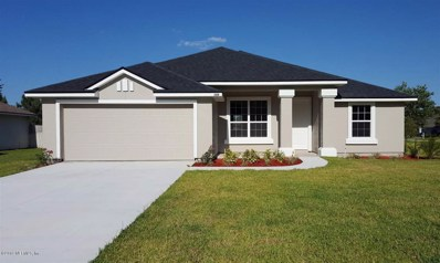 St Augustine, FL home for sale located at 313 Crystal Lake Dr, St Augustine, FL 32084