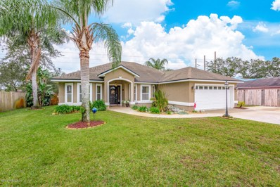 St Augustine, FL home for sale located at 224 Gentian Rd, St Augustine, FL 32086