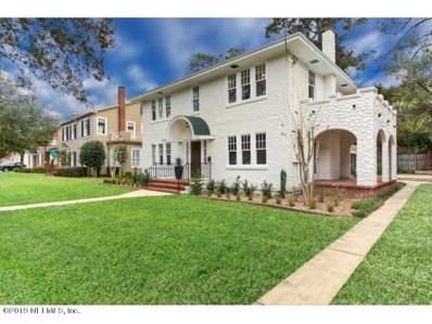 1457 Avondale Ave, Jacksonville, FL 32205 - #: 979407