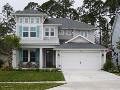 Ponte Vedra Beach, FL home for sale located at 290 Whisper Rock Dr, Ponte Vedra Beach, FL 32081