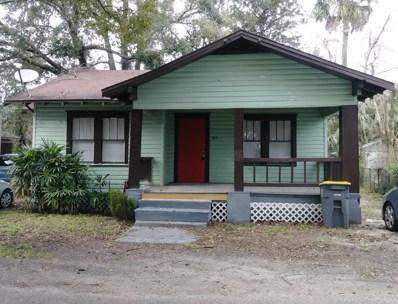 615 E 60TH St, Jacksonville, FL 32208 - #: 979546