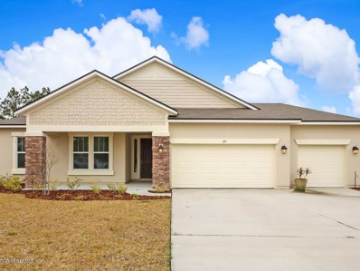 St Augustine, FL home for sale located at 125 Goldenrod Lake Dr, St Augustine, FL 32084