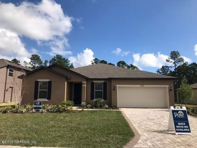 St Augustine, FL home for sale located at 673 Los Alamos St, St Augustine, FL 32095