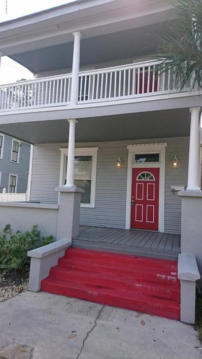 244 W 6TH St, Jacksonville, FL 32206 - #: 980113