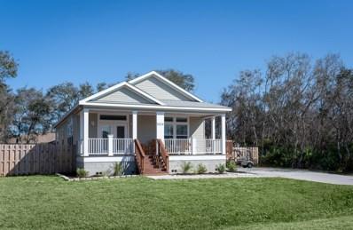 5324 2ND Street St, St Augustine Beach, FL 32080 - #: 980231