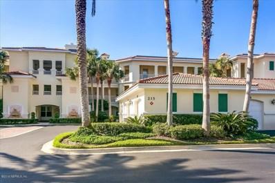 Ponte Vedra Beach, FL home for sale located at 215 S Ocean Grande Dr UNIT 105, Ponte Vedra Beach, FL 32082