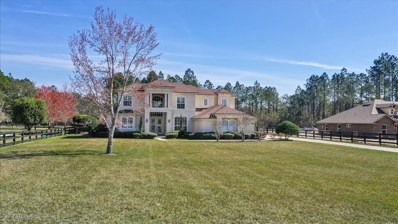 St Augustine, FL home for sale located at 230 Towers Ranch Dr, St Augustine, FL 32092