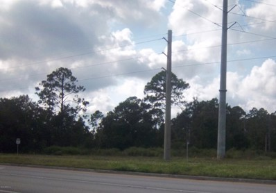 St Augustine, FL home for sale located at 0 State Road 207, St Augustine, FL 32084