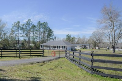 Hilliard, FL home for sale located at 20472 Gorden Hill Ln S, Hilliard, FL 32046