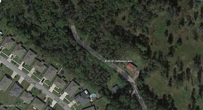 Callahan, FL home for sale located at  0 Holloway Ln, Callahan, FL 32011