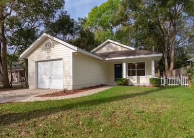 Starke, FL home for sale located at 317 Redgrave St, Starke, FL 32091