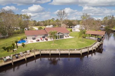 Palatka, FL home for sale located at 152 Bowfin Dr, Palatka, FL 32177