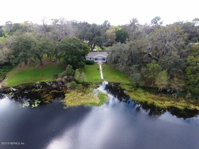 Crescent City, FL home for sale located at 604 Lemon Ave, Crescent City, FL 32112