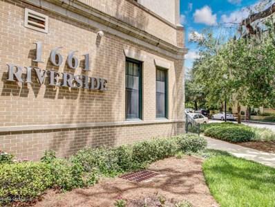1661 Riverside Ave UNIT 105, Jacksonville, FL 32204 - #: 982126