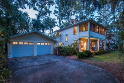 8 Milton St, St Augustine, FL 32084 - #: 982306