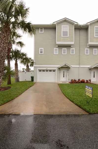 Jacksonville Beach, FL home for sale located at 107 17TH Ave S UNIT B, Jacksonville Beach, FL 32250