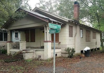 Jacksonville, FL home for sale located at 1874 Johnson St, Jacksonville, FL 32209