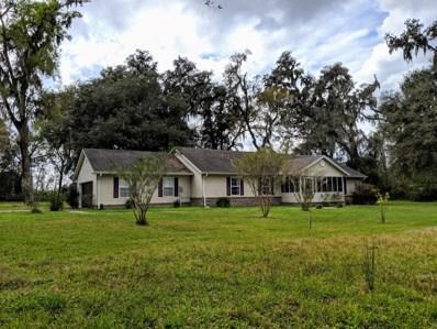 Hampton, FL home for sale located at 10088 SW 106TH Ave, Hampton, FL 32044