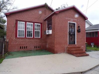 Jacksonville, FL home for sale located at 211 21ST St, Jacksonville, FL 32206