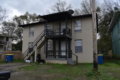 1954 44TH St, Jacksonville, FL 32209 - MLS#: 982672
