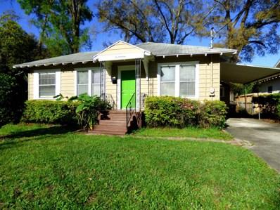 1019 Lark St, Jacksonville, FL 32205 - #: 982886