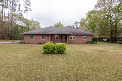 Starke, FL home for sale located at 1023 E Pinebreeze St, Starke, FL 32091