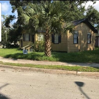 Jacksonville, FL home for sale located at 2831 Woodland St, Jacksonville, FL 32209