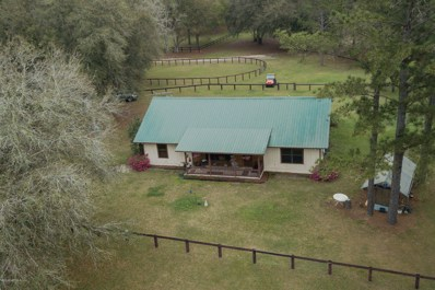 Florahome, FL home for sale located at 1006 Coral Farms Rd, Florahome, FL 32140