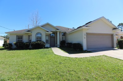 10 E Diamond Dr, Palm Coast, FL 32164 - #: 983444