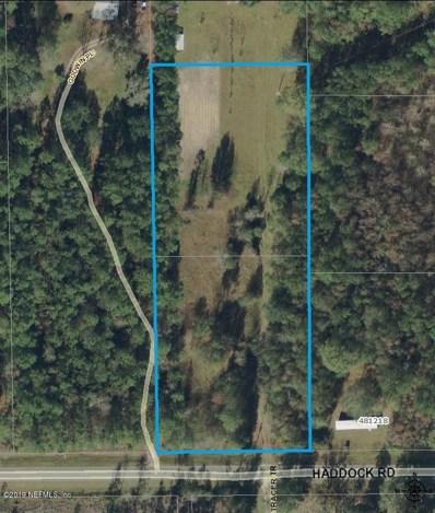 Hilliard, FL home for sale located at  0 Haddock Rd, Hilliard, FL 32046