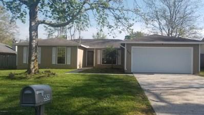 Orange Park, FL home for sale located at 553 Edward Rutledge St, Orange Park, FL 32073