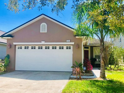 301 Silver Glen Ave, St Augustine, FL 32092 - #: 983996