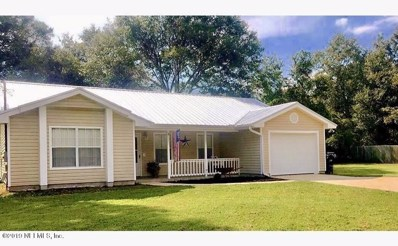 Starke, FL home for sale located at 1115 Meadows Dr, Starke, FL 32091