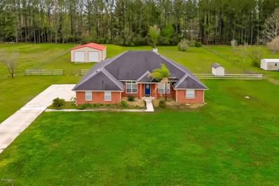 Callahan, FL home for sale located at 44266 Green Meadows Ln, Callahan, FL 32011
