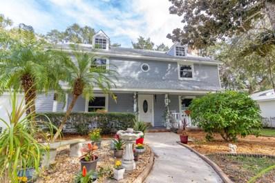 6 N Trident Pl, St Augustine, FL 32080 - #: 984444