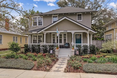 Jacksonville, FL home for sale located at 2518 Herschel St, Jacksonville, FL 32204