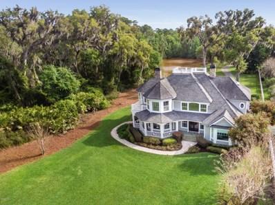 156 N River Plantation Rd, St Augustine, FL 32092 - MLS#: 984775