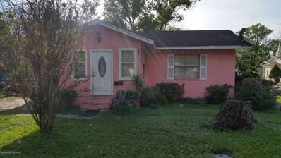 1828 Pullman Ave, Jacksonville, FL 32209 - #: 984882