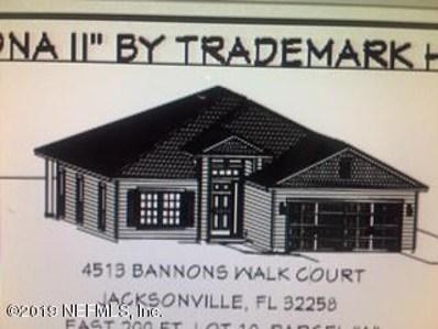 4513 Bannons Walk Ct, Jacksonville, FL 32258 - #: 984982