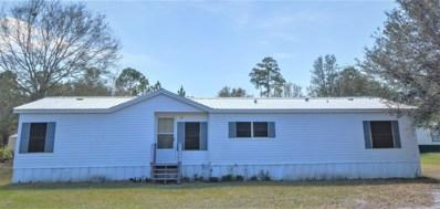 Fernandina Beach, FL home for sale located at 85730 Lonnie Crews Rd, Fernandina Beach, FL 32034