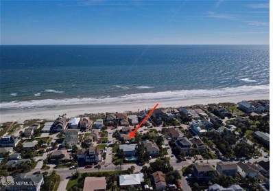 Jacksonville Beach, FL home for sale located at 32 32ND Ave S, Jacksonville Beach, FL 32250