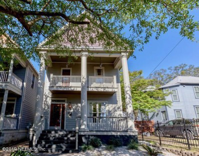 Jacksonville, FL home for sale located at 1250 N Liberty St, Jacksonville, FL 32206