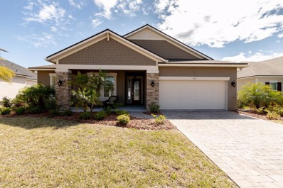St Augustine, FL home for sale located at 175 Vivian James Dr, St Augustine, FL 32092