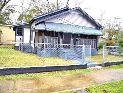 1724 Whitner St, Jacksonville, FL 32209 - #: 986941