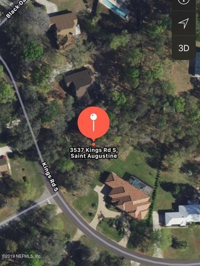 St Augustine, FL home for sale located at 3537 Kings Rd S, St Augustine, FL 32086