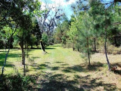 Hilliard, FL home for sale located at 31168 County Road 121, Hilliard, FL 32046