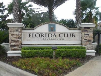 535 Florida Club Blvd UNIT 203, St Augustine, FL 32084 - #: 988197