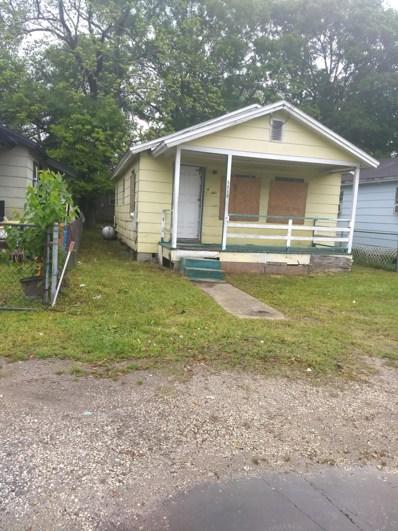 1061 Barber St, Jacksonville, FL 32209 - #: 988469